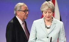 La UE y Reino Unido acuerdan las bases de su divorcio