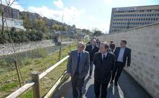 El Gobierno vasco avanza en el encauzamiento del Ibaizabal con la redacción del proyecto