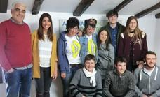 Un proyecto de camisetas orgánicas gana el primer concurso de ideas de Arratia