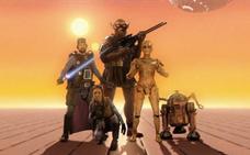 El 'Star Wars' que nunca fue