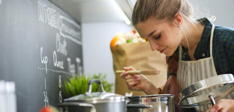 Cocinaterapia: platos que relajan