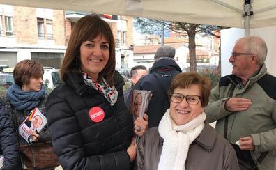 Mendia defiende que Cataluña necesita «un cambio» y «volver a la senda del acuerdo»