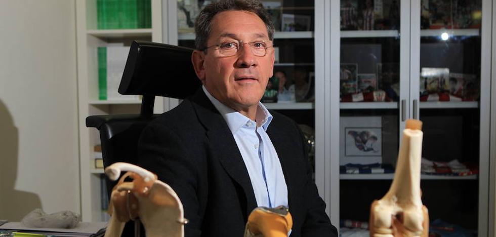 El vitoriano Mikel Sánchez, en la lista Forbes de los mejores médicos