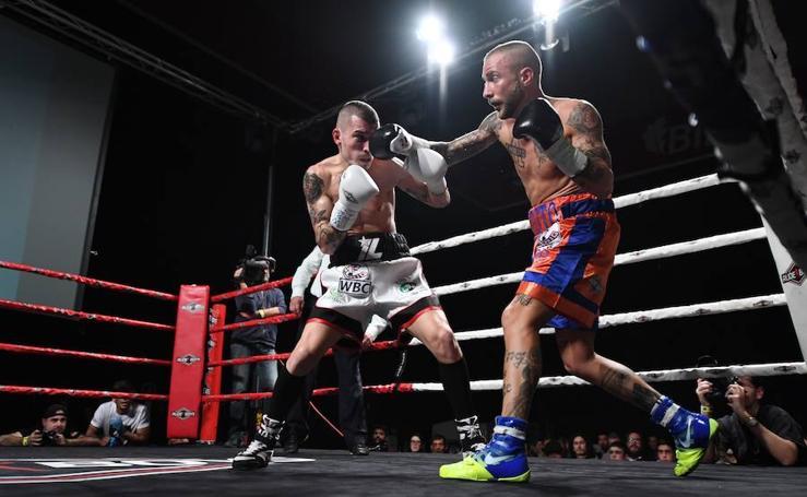 Boxeo en Miribilla