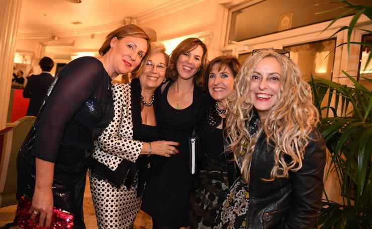 Las imágenes del aniversario de Lions Club International en Bilbao