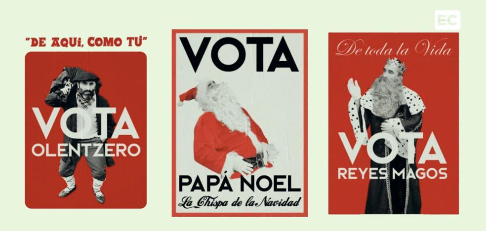 ¿Somos de Olentzero, Papá Noel o los Reyes Magos? Una empresa vizcaína decide averiguarlo