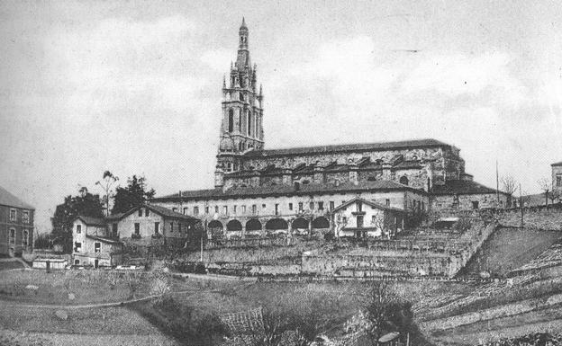 Disparos a la Virgen de Begoña y otras historias del Bilbao de ...