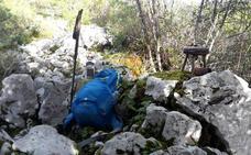 Ruta Burrutzagane (401 m.) y Armendua (388 m.)