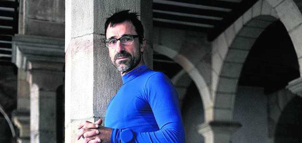 García Bragado: «Quiero recuperar sensaciones y ver hasta dónde puedo llegar»
