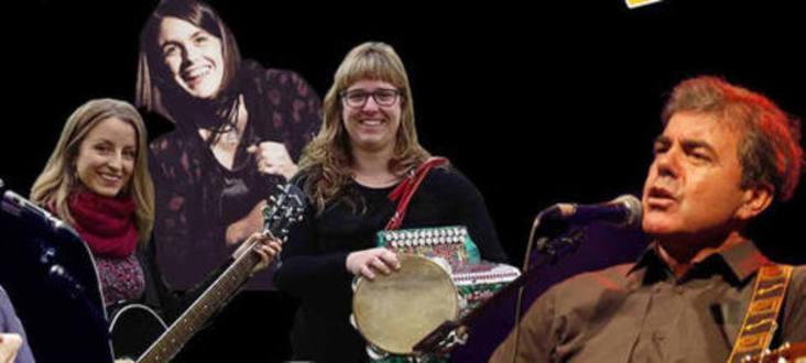 Tres artistas de Markina actuarán junto a Gontzal Mendibil y Gorka Knörr el sábado en el frontón