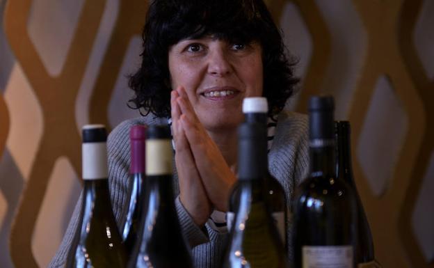 Cristina Alcalá: «Casi el 100% del vino que se bebe en cunca no es Ribeiro»