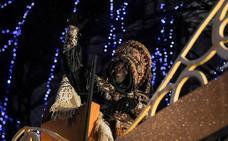 Los Reyes Magos recorren Bizkaia repartiendo ilusión