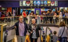 Los nueve cines del centro comercial Artea cerrarán a principios de febrero
