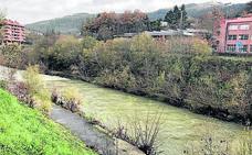 Un informe sobre el Nervión en Ugao propone 15 acciones para mejorar el río