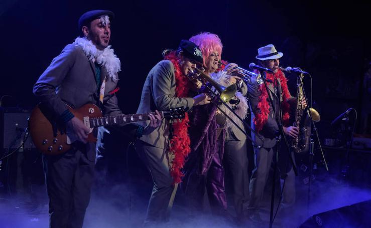 El concierto del 25 aniversario de Akatz, en imágenes