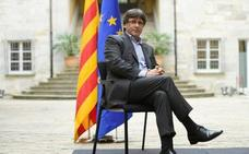 El último 'sudoku' de Carles Puigdemont