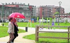 Erandio prevé un desarrollo residencial de un máximo de 3.212 viviendas más