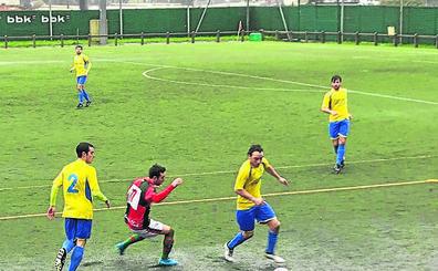 Galdakao y Padura firman tablas en un goleador derbi