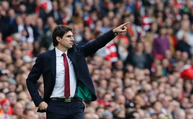 Karanka, en su etapa en el Middlesbrough.