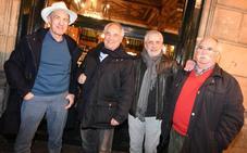 Personajes carnavaleros de Bilbao