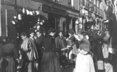 Los pies de los reclutas y otras historias del Bilbao de hace un siglo