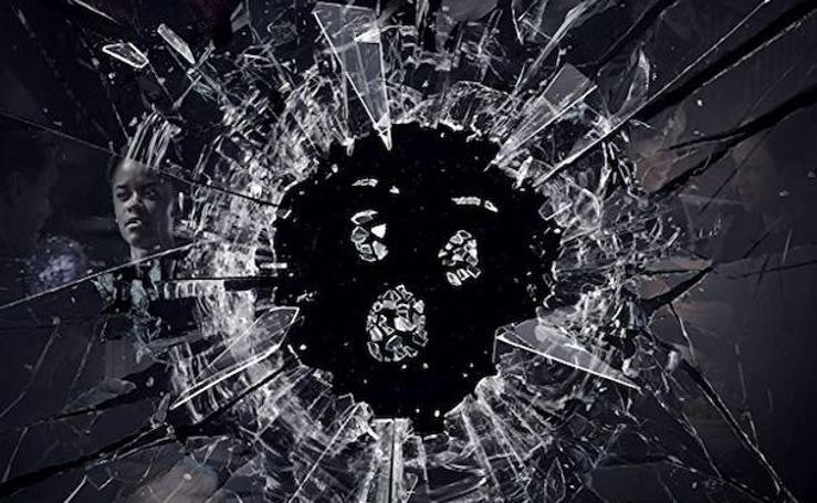 Los carteles de la cuarta temporada de 'Black Mirror'