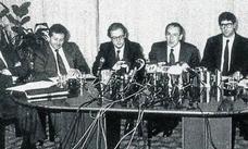 Pacto de Ajuria Enea: Un acuerdo que mereció la pena