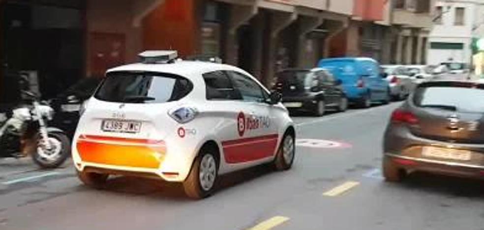 Dos semanas de huelga de la OTA en Bilbao: los parquímetros caídos y su coche sigue circulando