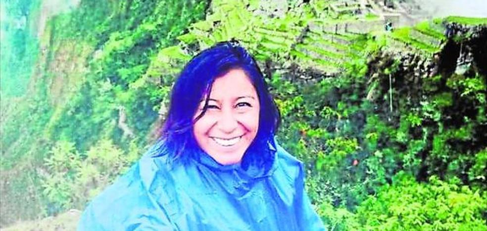 La española desaparecida en Perú murió en un accidente de tirolina