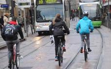 El Ayuntamiento de Vitoria estudia crear carriles bici en las calles Florida y Manuel Iradier
