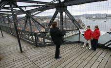 Portugalete marcó en 2017 un nuevo récord de visitas, con 115.000 turistas