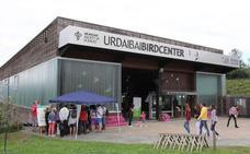 Urdaibai Bird Center vuela alto