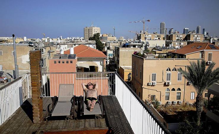 Las mejores vistas de Tel Aviv