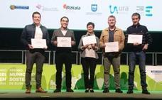 Reconocen la labor sostenible de Arrigorriaga, Etxebarri y Arrankudiaga