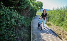 Costas da vía libre para completar la red de senderos de Urdaibai