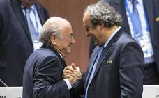 Platini recurre su suspensión ante al Tribunal Europeo de Derechos Humanos