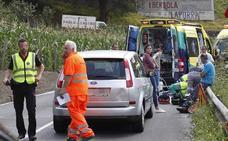 Berriatua demanda medidas para mejorar la seguridad en la BI-633 que divide la localidad