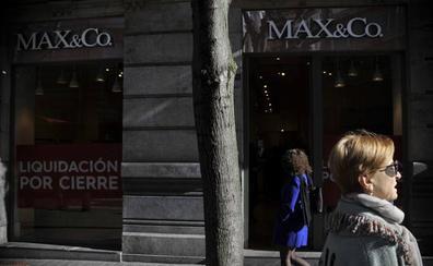 Cierra MAX&Co.: «Los turistas gastan en beber y comer, pero no en ropa»