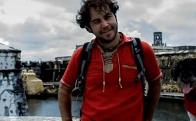 El fotoperiodista vitoriano Borja Lázaro, protagonista en 'Desaparecidos'