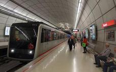 Metro Bilbao creció con fuerza en 2017 y superó los 88 millones de pasajeros