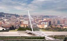 Calatrava inaugura un puente en la ciudad italiana de Cosenza