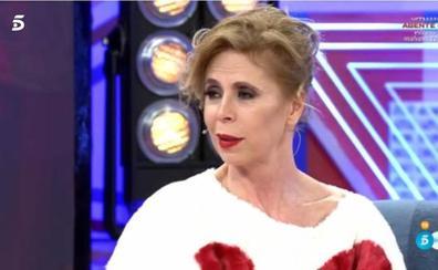 Agatha Ruiz de la Prada: «Quise que Pedro J. le pidiera perdón a Belén Esteban en un avión»