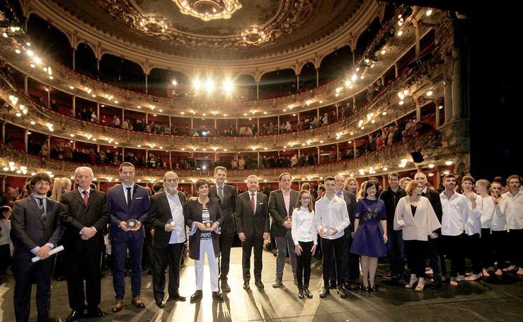 La campaña «No es no» protagonista de los Premios Sabino Arana