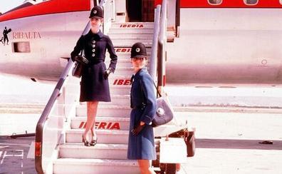 Iberia vuelve a apostar por el diseño español para sus nuevos uniformes