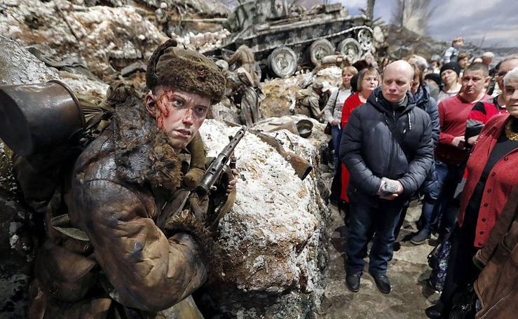Cuando Leningrado rompió el cerco