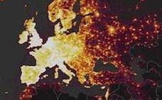 El GPS de una 'app' deportiva revela las ubicaciones de bases militares secretas de EE UU