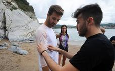 El diseñador de Galdakao Valentín Carballo pugna en Benidorm por un premio nacional