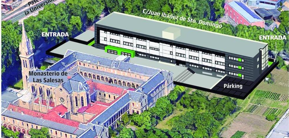 El colegio NClic empezará a construir un nuevo edificio junto a Las Salesas este año