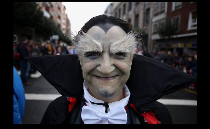 Deusto comienza su Carnaval