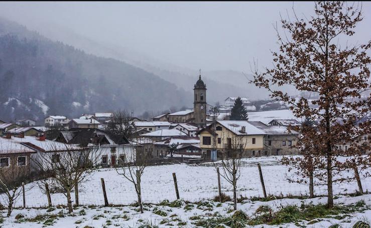 Nieve en cotas bajas hasta el jueves y mucho frío